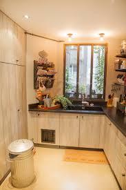 facade cuisine bois brut nouveau look pour sa cuisine galerie photos de dossier 65 145