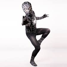 Spiderman Toddler Halloween Costume Black Spiderman Costumes Parties Costume