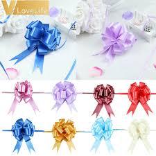 gift wrap ribbon gift wrap ribbon pull bows ribbons wedding christmas birthday