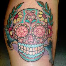 28 fancy sugar skull tattoos slodive
