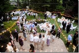 Backyard Wedding Decorations Backyard Wedding Decoration Ideas Best 25 Backyard Party