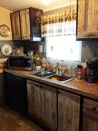 Kitchen Cabinet Building by Kitchen Cabinets Using Old Pallets With Regard To Kitchen Cabinets
