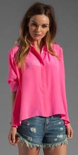 bebe blouses tamra barney s pink shirt big hair