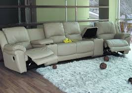 Home Theater Sectional Sofas Coaster Sofas And Sectionals 7575 7576 Promenade Home Theater
