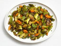 roasted brussels sprouts with pancetta recipe bobby flay food