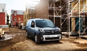 renault leasing europe electric cars new renault kangoo z e with wider range and faster