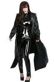 Selene Underworld Halloween Costume Amazon Underworld Selene Costume Deluxe Black Pu Catsuit
