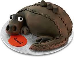 waitrose chocolate dinosaur cake compare prices buy