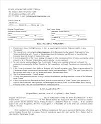 Assignment Form Assignment Of Lease Our Firm Is Often Involved In Landlord Tenant