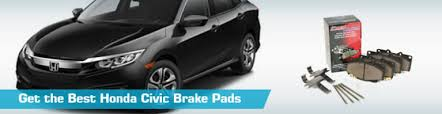 honda civic brake pads disc brake pad centric akebono power