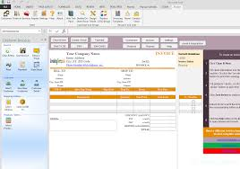 Invoice Template For Excel 2007 1 2 Page Invoice Template