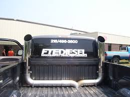 Dodge Ram Cummins Exhaust - smoke stacks or not dodge cummins diesel forum