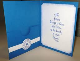 graduation card inside by stalady cards and paper crafts at