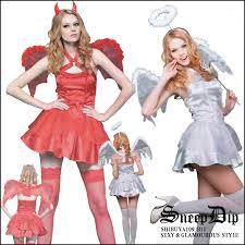 Cheap Devil Halloween Costumes Sneepdip Rakuten Global Market U0026quot Halloween Costumes Angel