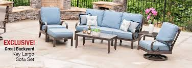The Patio Madisonville Tn The Great Backyard Place Patio Furniture Pools Grills Tubs