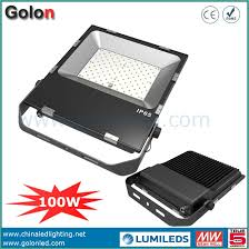 lighting 100w led flood light india gold supplier factory price