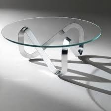 Metal Top Coffee Table Glass Top Coffee Table With Metal Base Foter