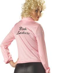 Halloween Costumes Pink Ladies Pink Ladies Jacket Costume Halloween Costumes