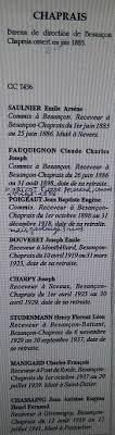 bureau de poste besancon la naissance du bureau de poste des chaprais 1er billet