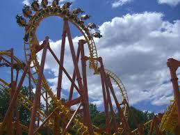 Six Flags In Denver The Mind Eraser