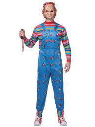 chucky costumes chucky costume wholesale child s play mens costumes