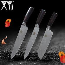 best home kitchen knives xyj best 3 pcs kitchen knives sets japanese pretty pattern chef
