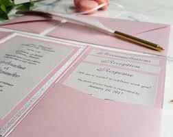 blush pink invite etsy
