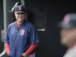 how boston red sox u0027 john farrell went from a tough hard throwing