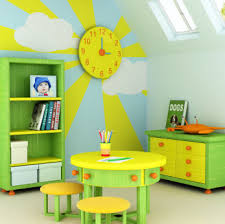 Kids Wall Painting To Refresh Kids Creativity Home Conceptor - Wall paint for kids room