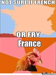 Anti Joke Chicken Meme - anti joke chicken strikes again by 187 mobstaz meme center