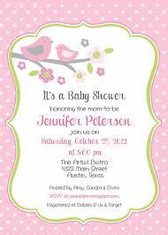 bird baby shower baby shower invitation cards bird baby shower invitations