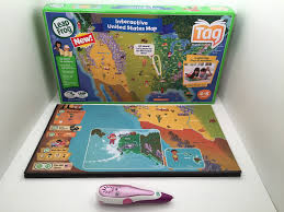 Interactive United States Map by Leapfrog Tag Interactive United States Map Usa W Nice Condition