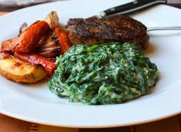 food wishes recipes creamed spinach king of the
