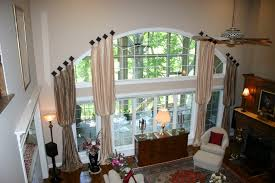 extra long window curtains home design ideas and pictures