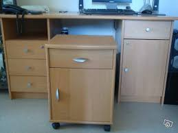 meuble bureau rangement bureau et petit meuble rangement occasion