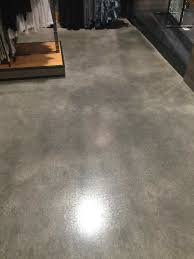 vans orlando sealed concrete floor coating advance industrial