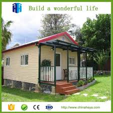 heya prefab build small modern steel structure container houses