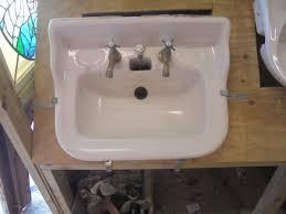 reclaimed bathroom sink authentic reclamation