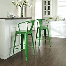 kitchen design green metal cafe in green lime green metal bar stools for kitchen ideas
