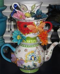 Mad Hatter Tea Party Centerpieces by 27 Best Sister U0027s Birthday Tea Party Images On Pinterest Tea