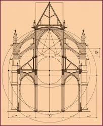 der goldene schnitt architektur architektur und heilige geometrie archeosophische gesellschaft