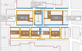 Parking Building Floor Plan Menlo Park U0027s Plan To Ruin Downtown With Parking Garages