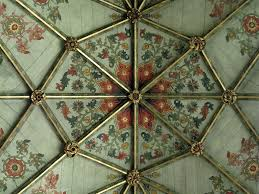Decorated Ceiling Victorian Decorated Chancel Ceiling Detail The Church O U2026 Flickr