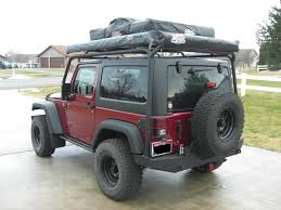 Smittybuilt Roof Rack by Best Roof Rack Page 2 Jeep Wrangler Forum