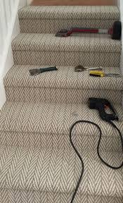 Laminate Flooring Installation On Stairs Best 25 Carpet On Stairs Ideas On Pinterest Stair Case Railing
