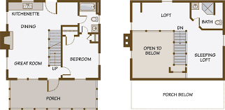 small home floor plans with loft guest house plans with loft i like this one because you don t