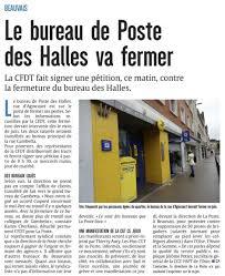 bureau de poste gambetta 20170405 cp beauvais le bureau de poste des halles va fermer pcf fr