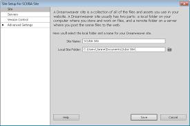 tutorial website dreamweaver cs5 how to set up a website in dreamweaver cs5