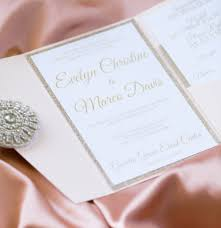 pink and gold wedding invitations the suite glitter wedding invitation all that glitters