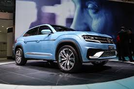 Volkswagen Gte Price Volkswagen Cross Coupe Gte Concept First Look